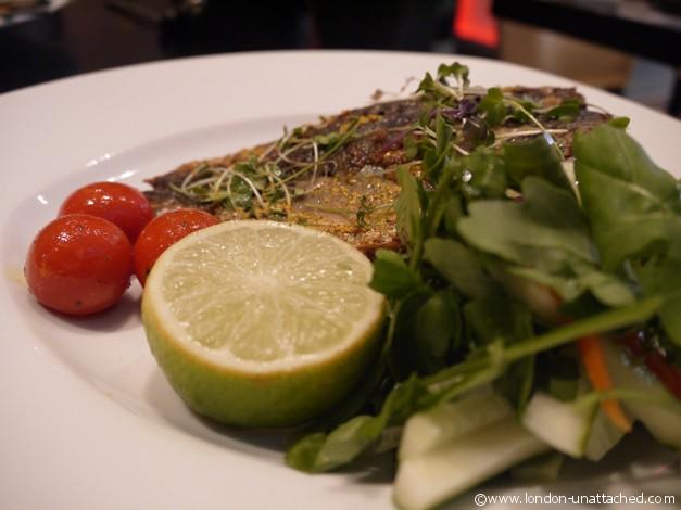 Namaaste Kitchen Mackerel