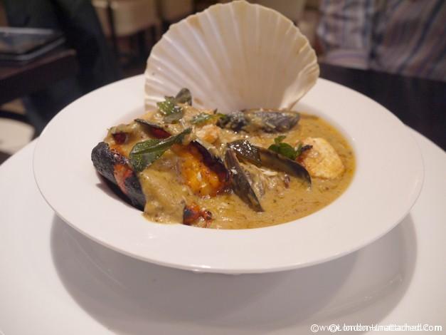 Namaaste Kitchen Seafood Moille