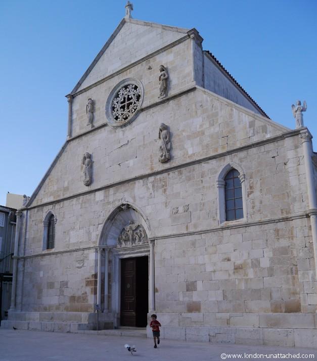 Colourful Croatia New Church - Pag