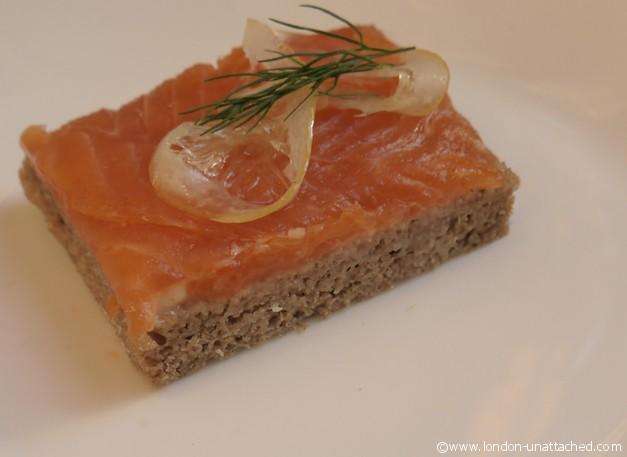 One Aldwych Salmon
