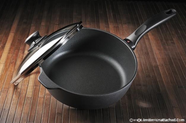 Swiss Diamond Saute Pan