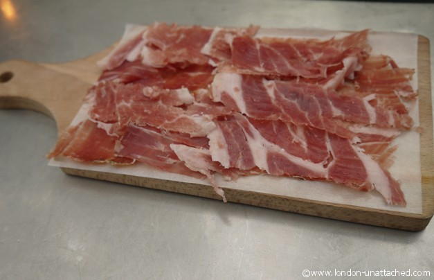 Tapas Revolution - Jamon