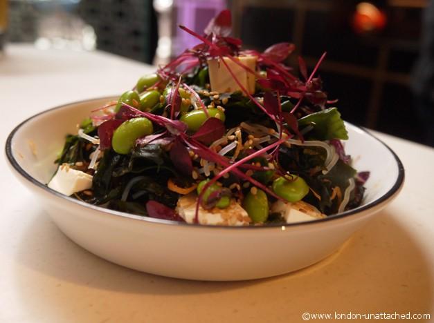 itsu tofu salad
