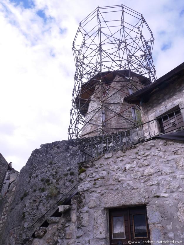medici tower abruzzo