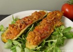 Summer 5:2 Dieting – Fast Day Stuffed Courgettes with Turkey