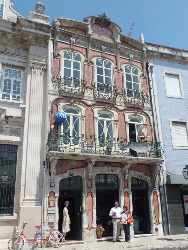Aveiro - Art Noveau Buildings