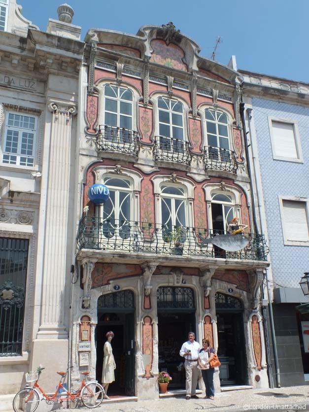 Aveiro - Art Noveau Buildings