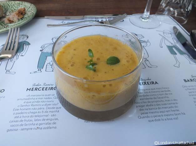 Averio O Barrio - Fish Soup