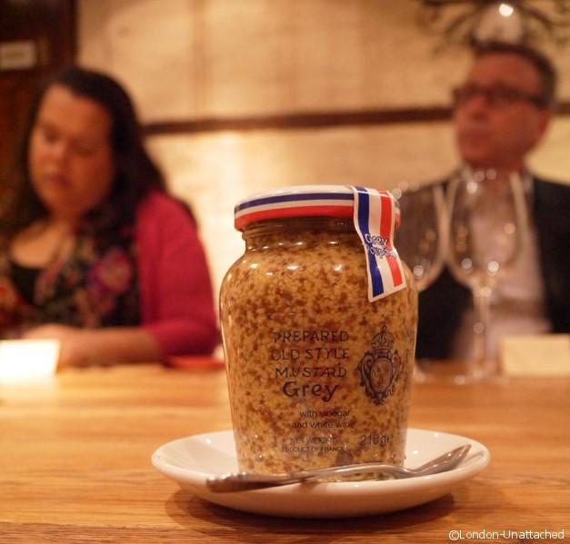 Brasserie Toulouse Lautrec, Mustard