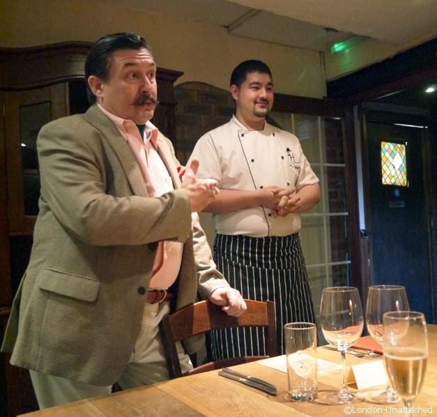 Brasserie Toulouse Lautrec Proprietor and Chef