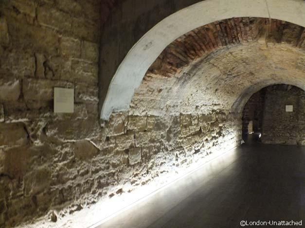 Coimbra Roman Tunnels