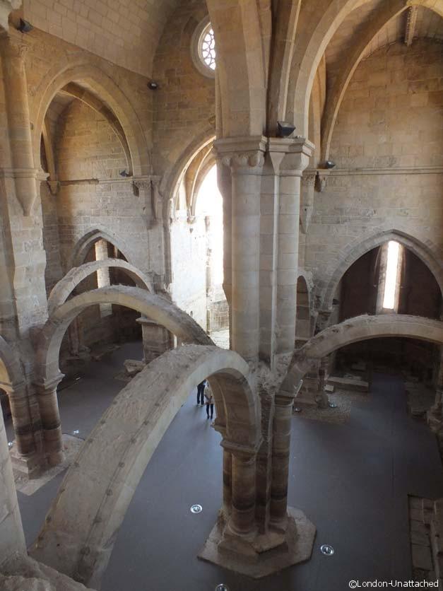 Coimbra Ruins of St Clara