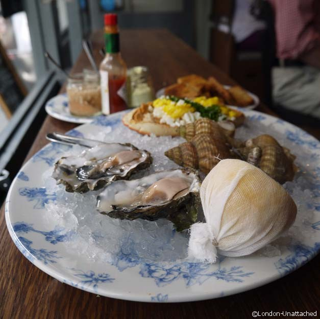 Damson & Co  - Seafood Platter