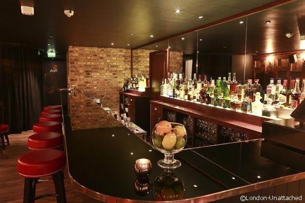 Harrisons Cocktail bar - Copyright Harrisons
