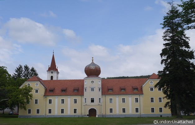 Kutjevo Abbey - Croatia