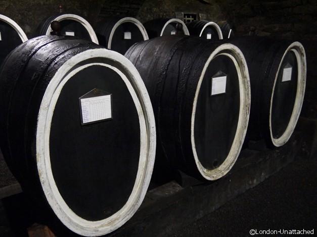 Kutjevo - oval barrels