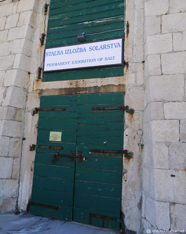 Pag - Salt Museum - Croatia