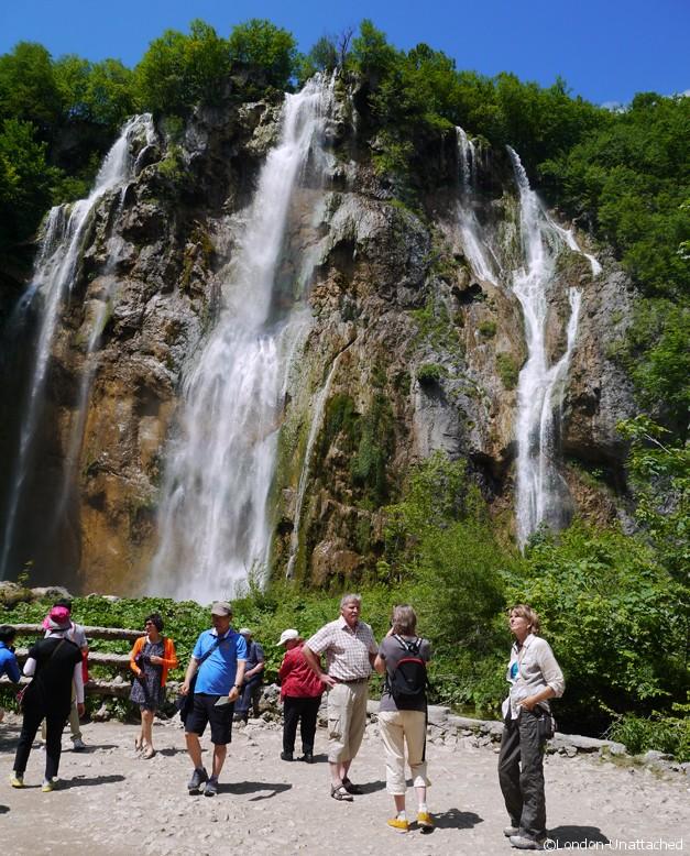 Plitvica Croatia - Slap