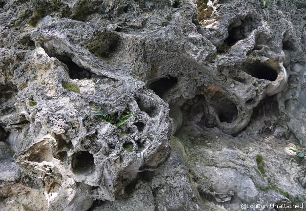 Plitvice Croatia - Calcification