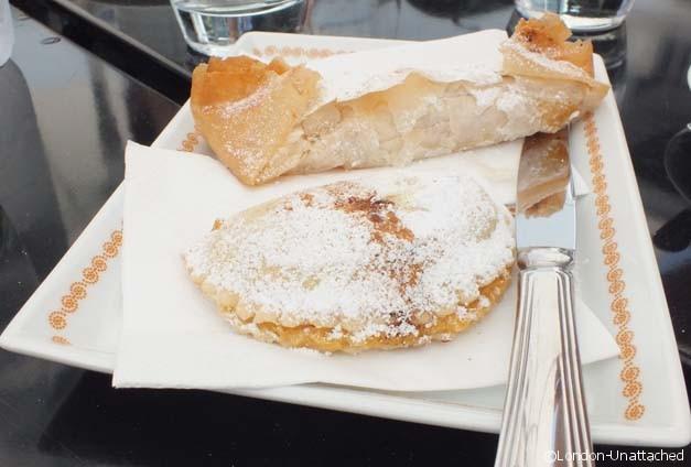 Portuguese custard tart - two variations