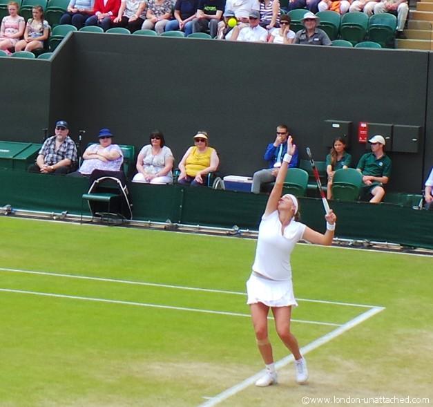 Wimbledon  Petra Service