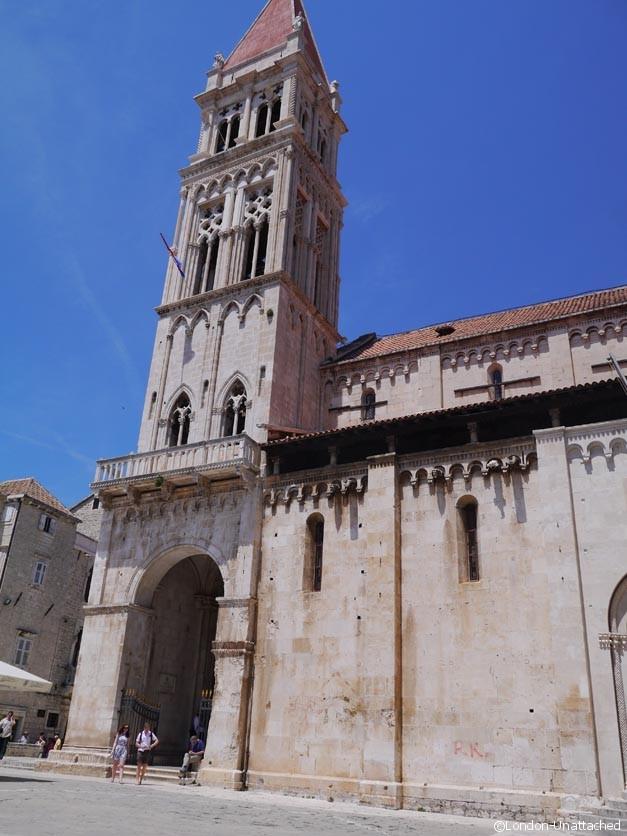 Trogir Cathedral - Dalmatian Coast, Croatia