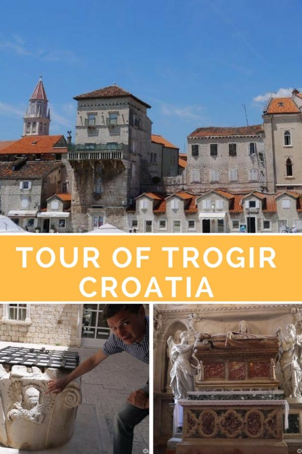 Trogir Croatia - Short Tour