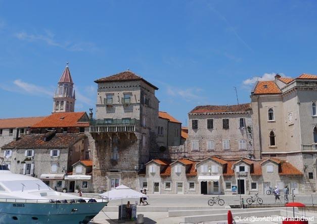 Trogir Dalmatian Coast, Croatia
