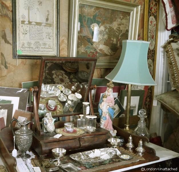 Well Walk Tea Room - China Collection 2