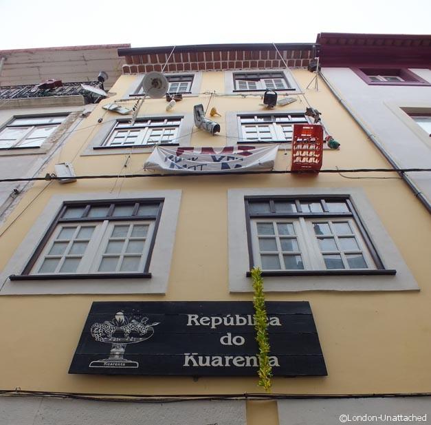student republicas - Coimbra