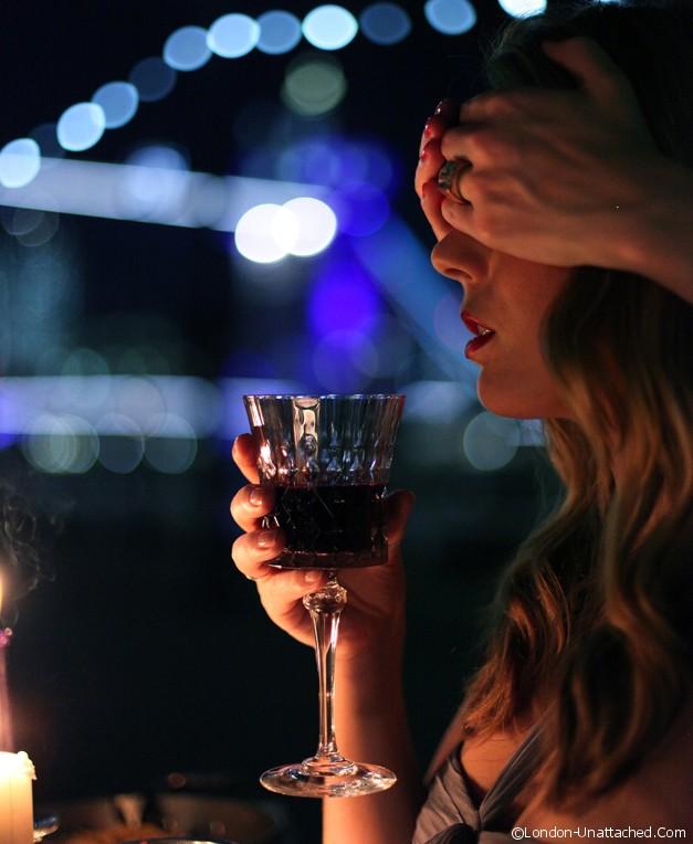 Blind Wine Tasting - Butlers Wharf Blackout