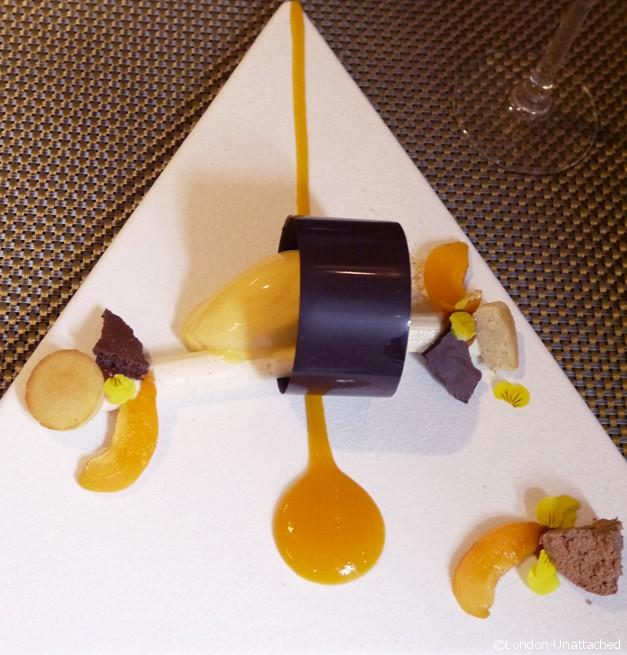 Dessert Caxton Grill