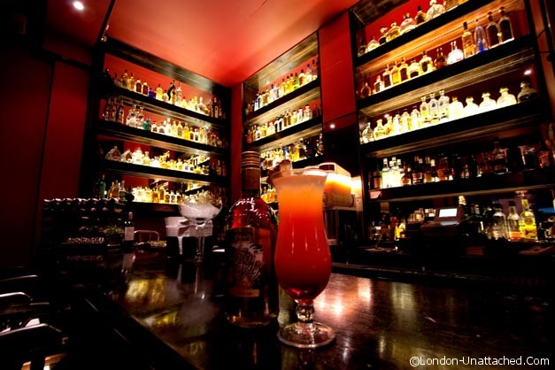 Mestizo Tequila Bar