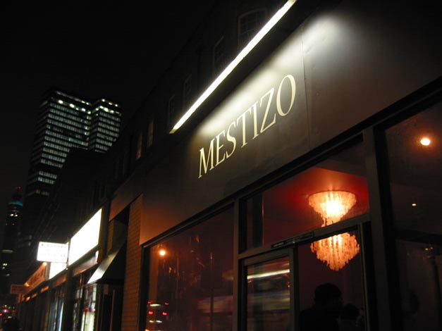 Mestizo, Camden, London