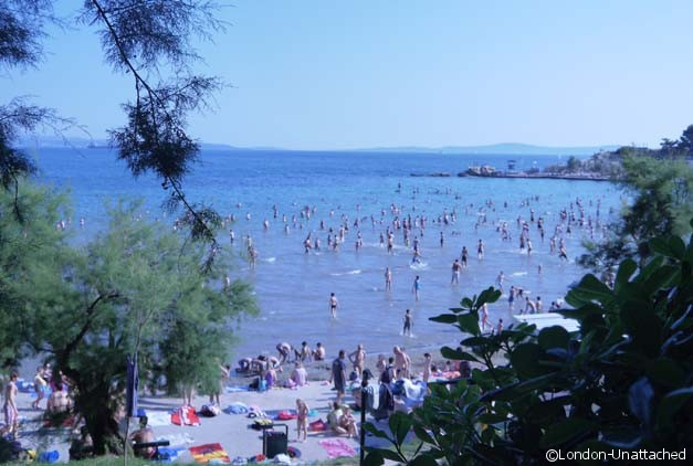 Split Croatia - Beach
