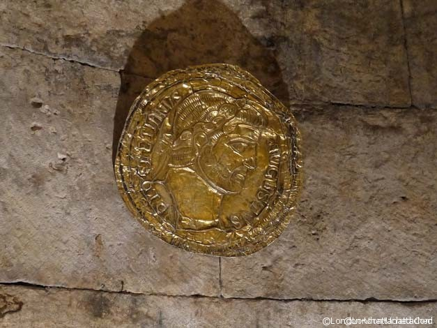 Split Croatia - only image of Diocletian