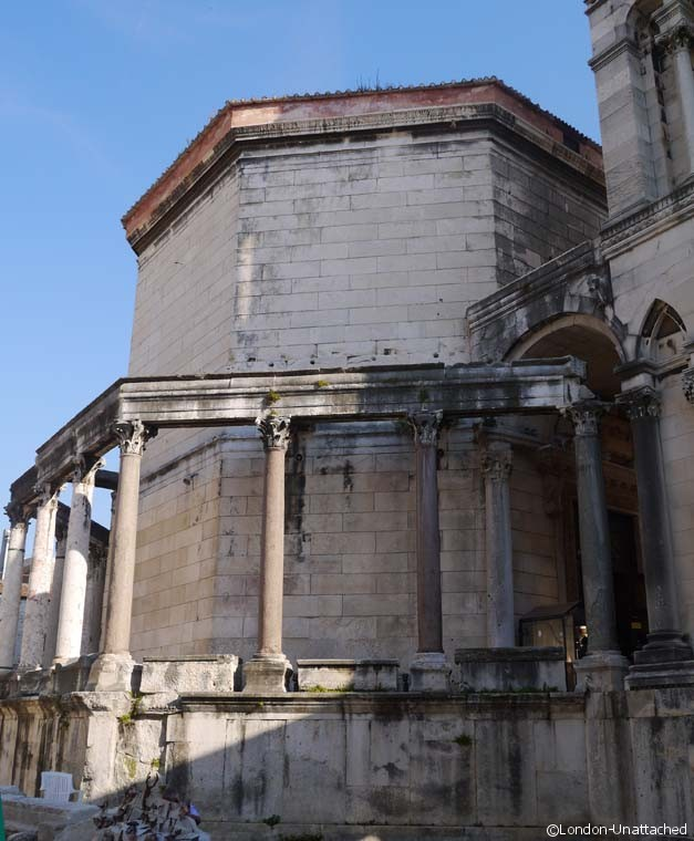 Split - cathedral