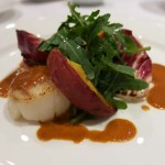 Tartufo Restaurant London, Lunch and a Review