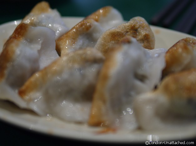 dumplings at jens