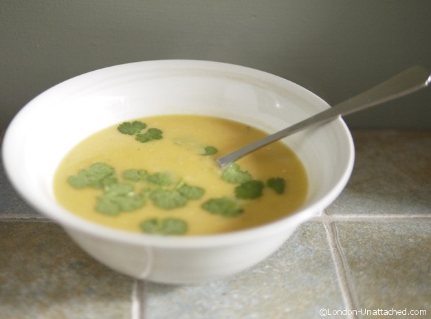 5-2 diet butternut squash soup