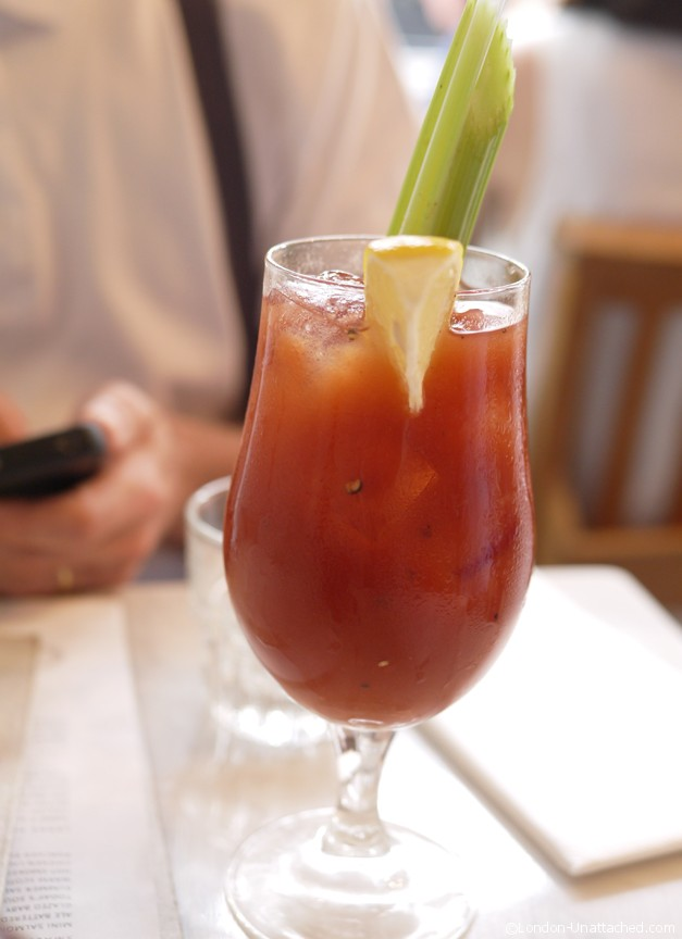 Central and Co Bloody Mary