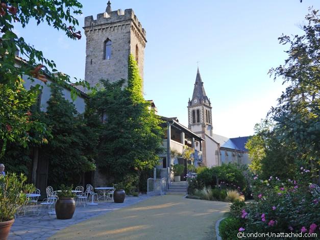 Causses et Cevennes Creissels Castle