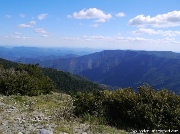 Causses et Cevennes - Mont Aigoual