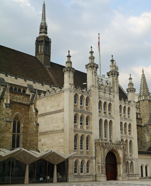 Guildhall, City of London