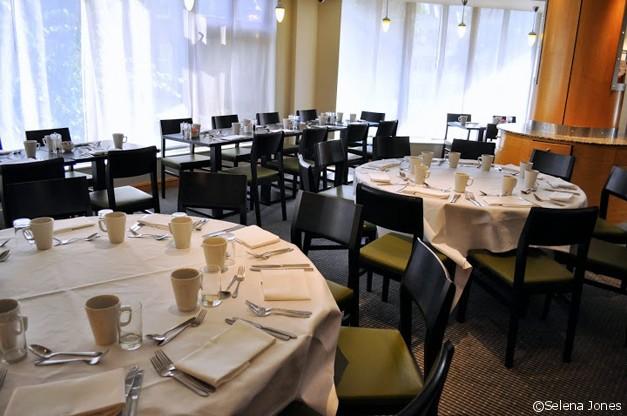 Holiday Inn Regents Park Restaurant