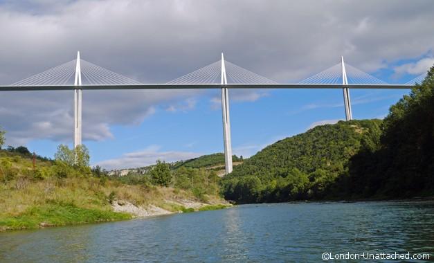 Les Causses et Les Cevennes - Batelier Viaduc