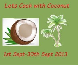 Lets cook with Coconut