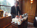 Celebrating 80 years of Twinings English Breakfast Tea at the Savoy