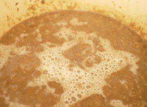 Mushroom soup pre cream