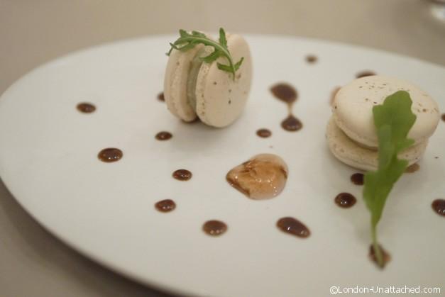 Roquefort Macaroon